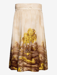 Home skirt - Marzipan
